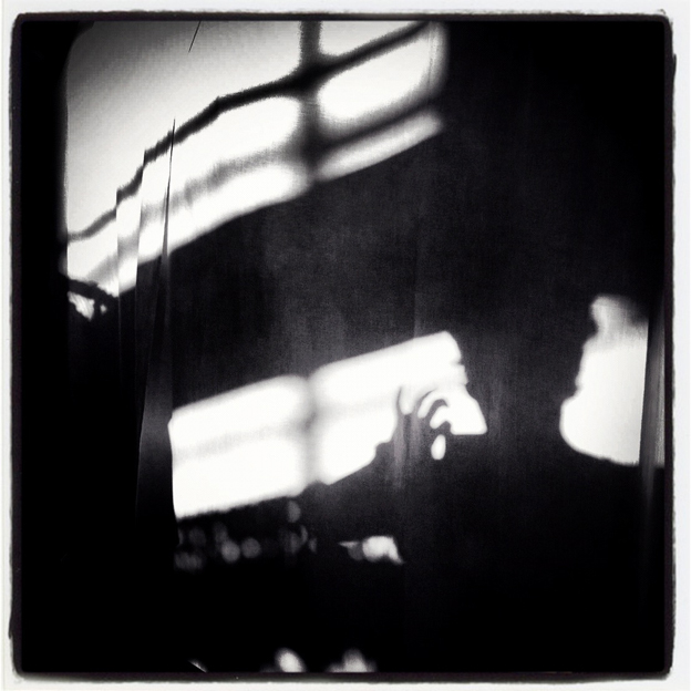 Realitat sota la meva ombra projectada#selfportrait