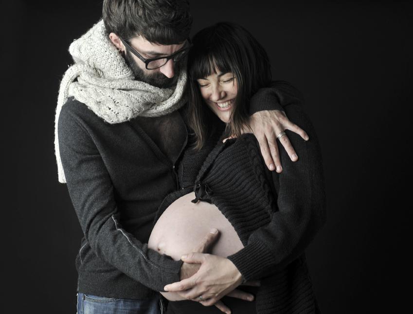 Embarazo, recién nacido y bebé. HISTORIA D'UN ANY.